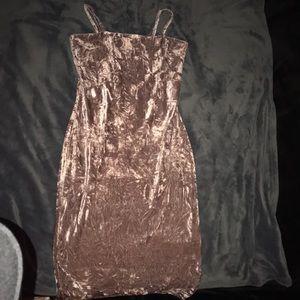 Stunning velvet  dress